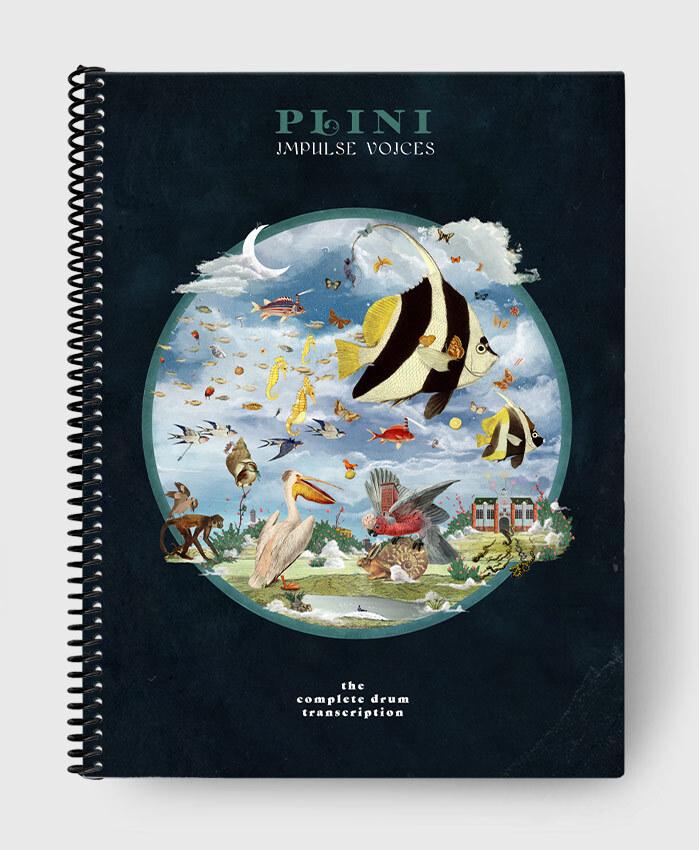 Plini - Impulse Voices - The Complete Drum Transcription