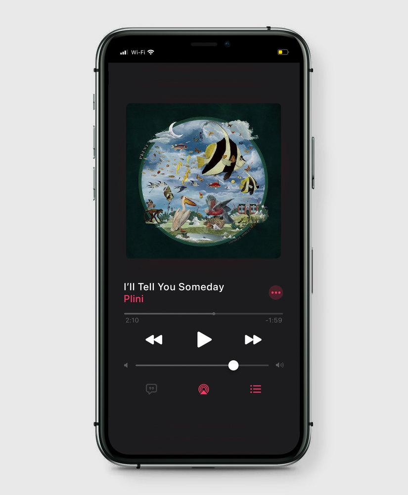 Plini - Impulse Voices - Digital Album