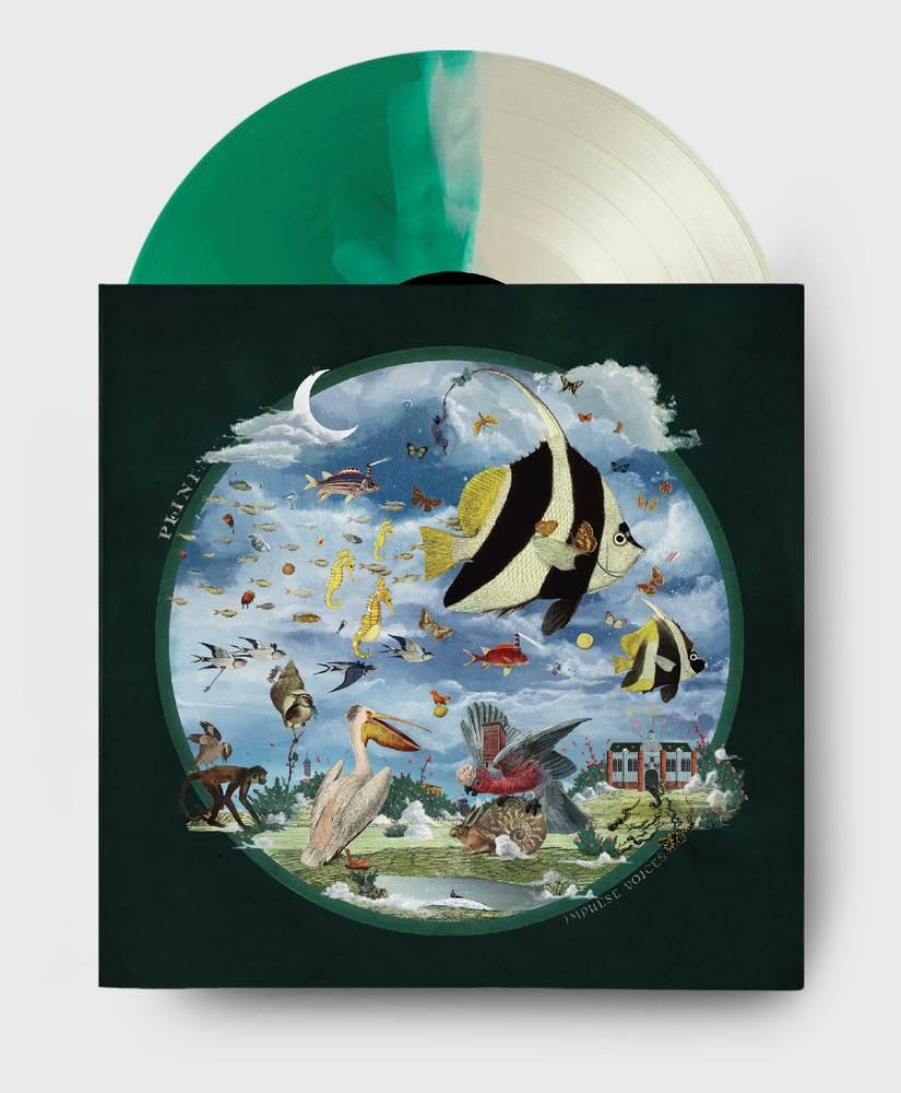 Plini - Impulse Voices - Forest + Bone Vinyl