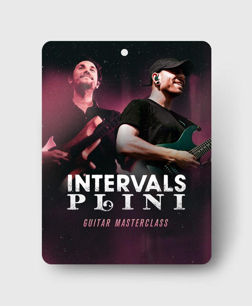 - Intervals / Plini Masterclass - July 20th - Toronto - One Night Only!