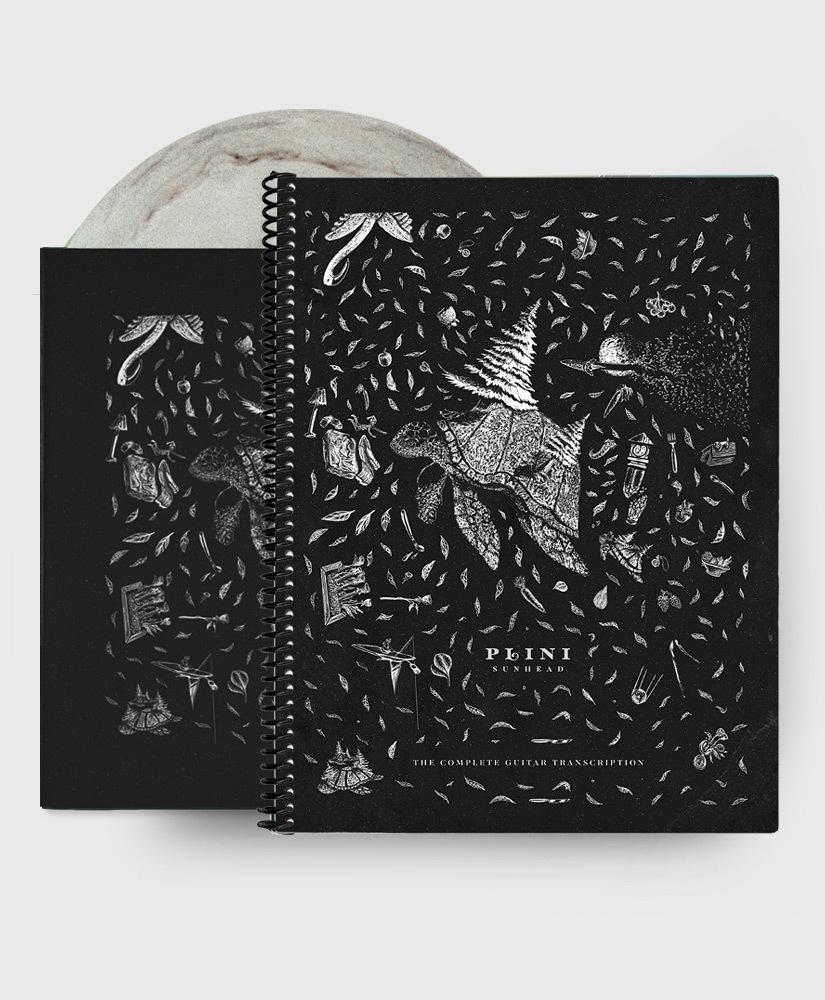 Plini - Sunhead - Vinyl + Guitar Book Bundle