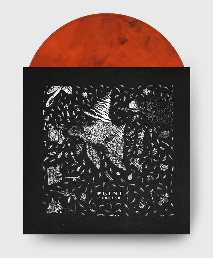 Plini - Sunhead - Ember-Sunset Marble Vinyl