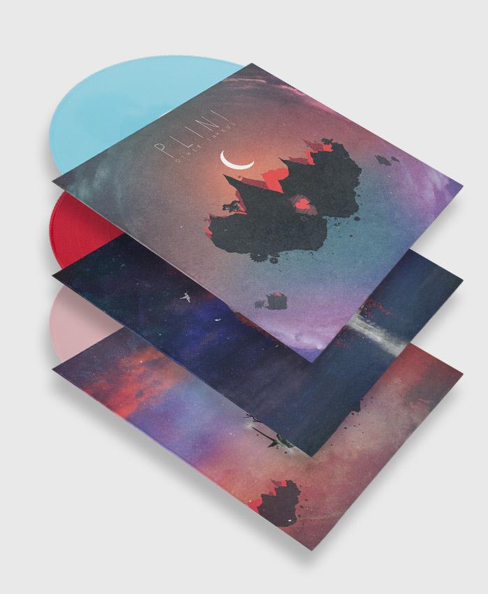 Plini - Trilogy - 3-Pack Vinyl Bundle