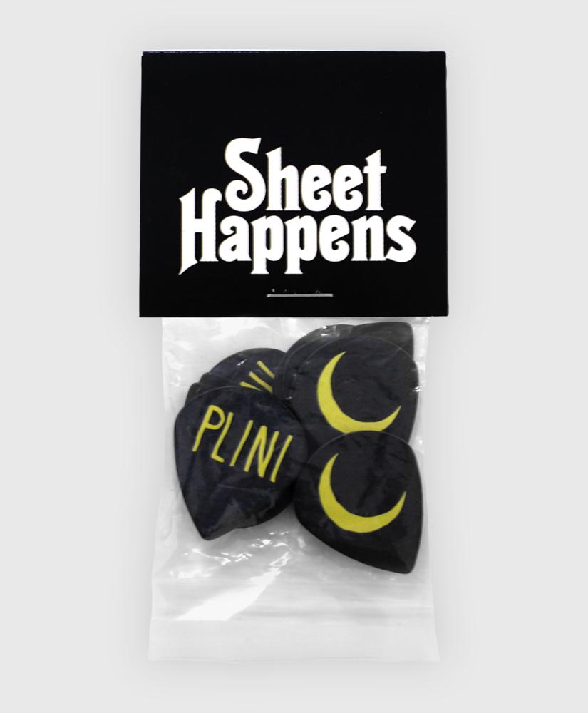 Plini - Plini Jazz III XL Pick Pack - Custom Dunlop Jazz III XL Picks