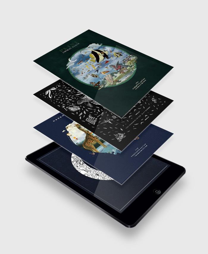Plini - Anthology 4-Pack - The Complete Guitar Transcriptions