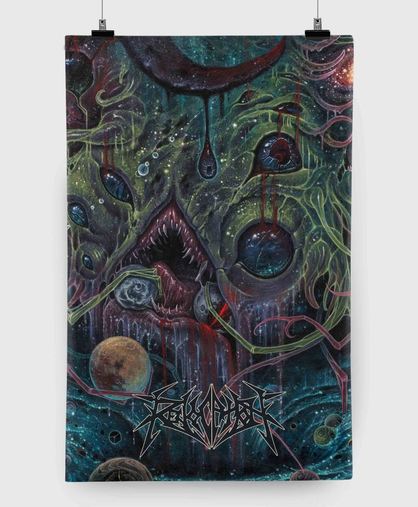 Revocation - The Outer Ones - 11x17 Print