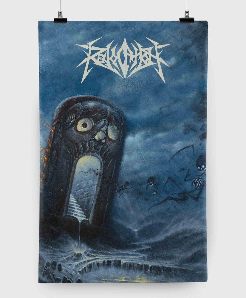 Revocation - Deathless - 11x17 Print