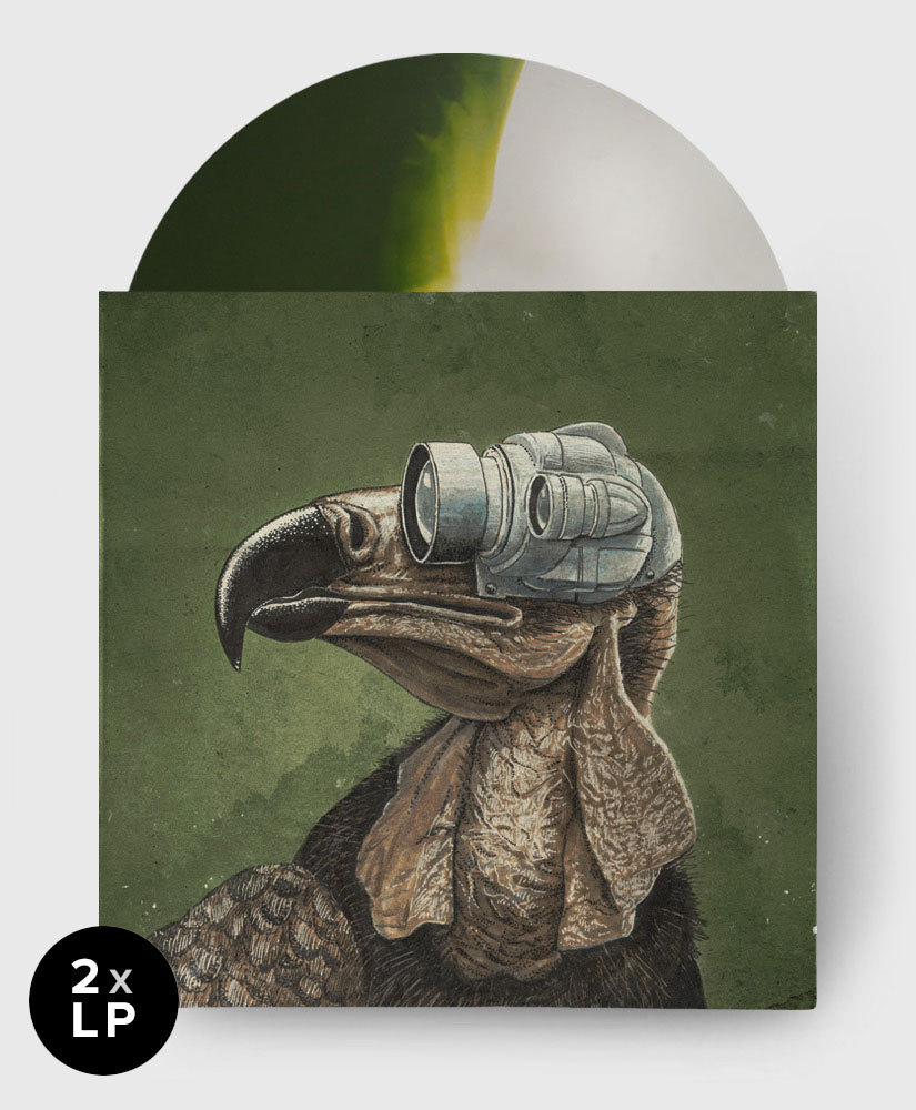 Protest The Hero - Volition - Limited Edition Vinyl