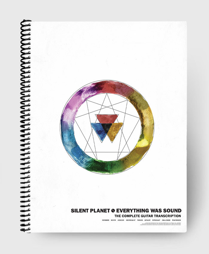 Silent Planet - Everything Was Sound - The Complete Guitar Transcription