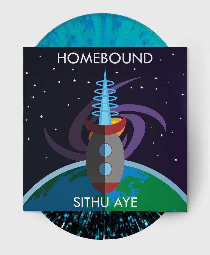 Sithu Aye - Homebound - 1st Pressing - 2xLP