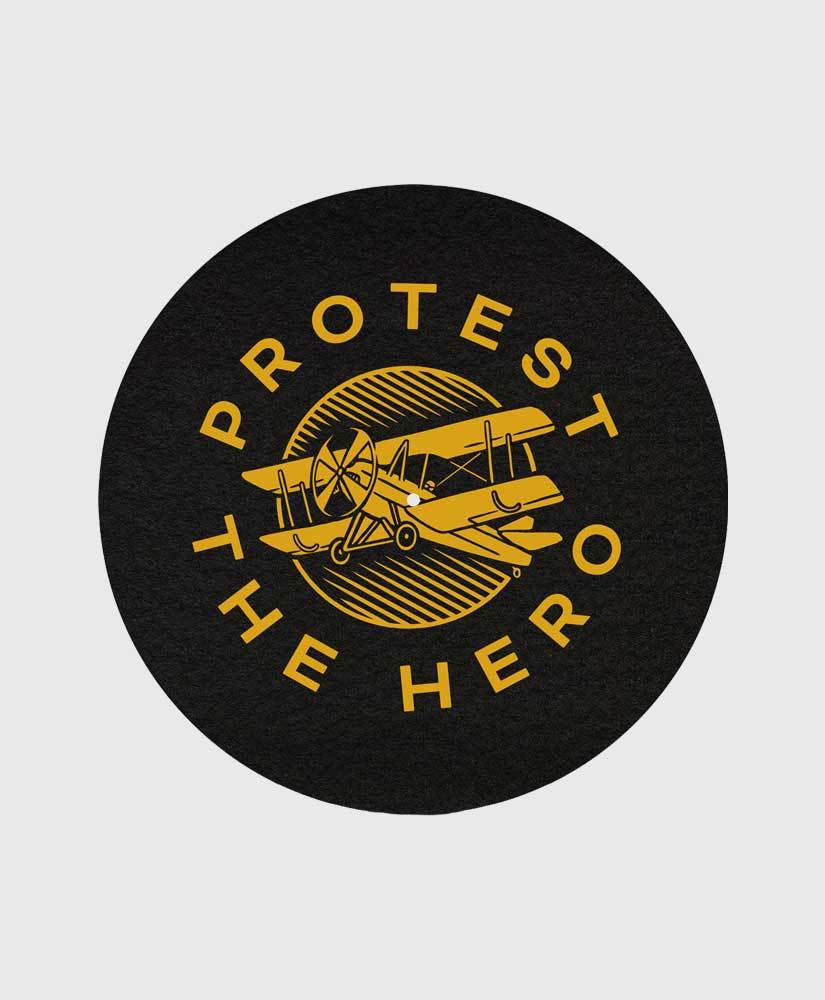 Protest The Hero - Vinyl Slipmat - Vinyl Slipmat