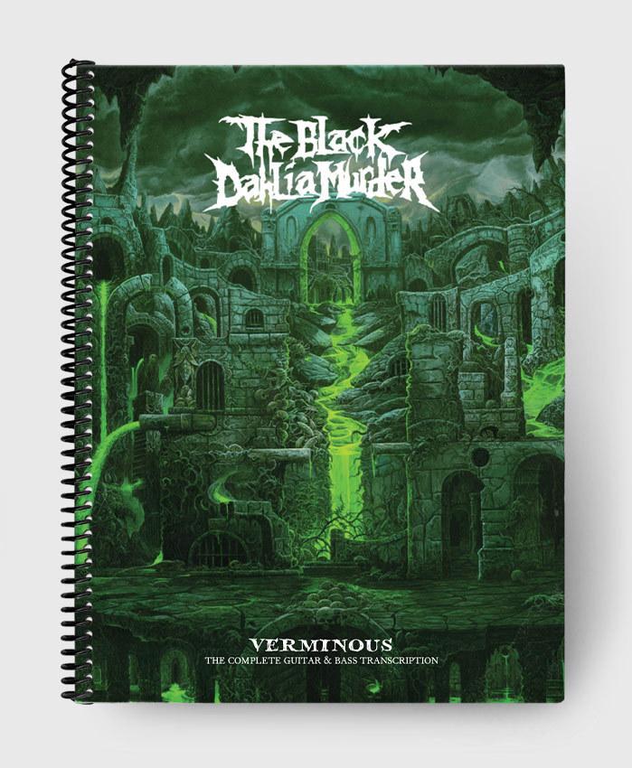 The Black Dahlia Murder - Verminous - The Complete Guitar & Bass Transcription