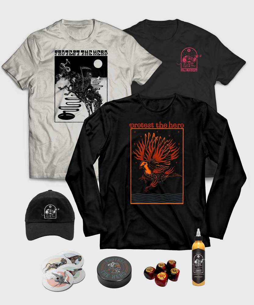 Protest The Hero - Ultimate Merch Bundle - Ultimate Merch Bundle
