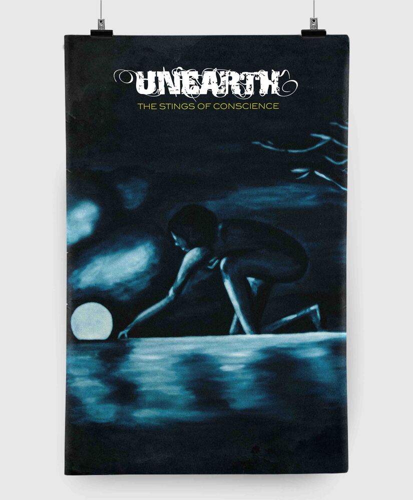 Unearth - The Stings of Conscience - 11x17 Print