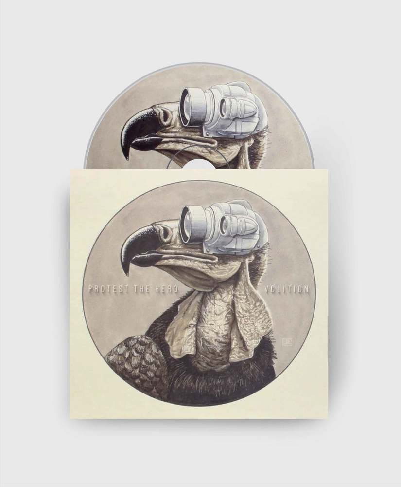 Protest The Hero - Volition - CD - CD