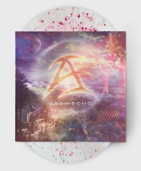 Arch Echo - Arch Echo - 2xLP Pink & Purple Splatter Vinyl (1st Pressing)